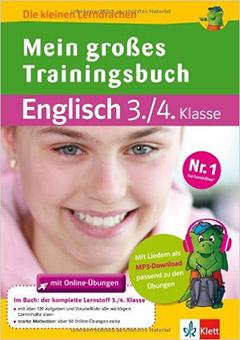 Klett Verlag Schulbuch Training Englisch